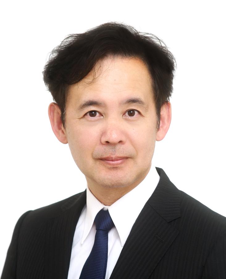 専務取締役 杉山芳文